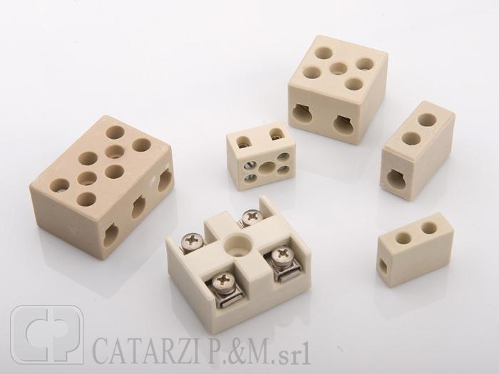 Morsetti ceramici